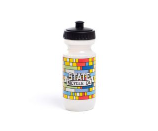 State Bicycle x The Simpsons Color Block Bottle