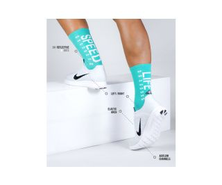 Pacifico Speed/Slow Life V2.0 Turquoise Socks
