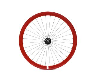 G42 Front Wheel - Red pc