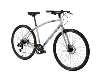 FabricBike Commuter Bicycle - Grey