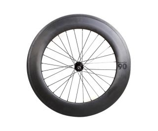 Notorious 90 Front Wheel - Carbon