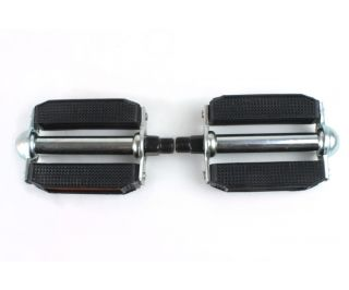 Classic Pedals with French Thread - Black
