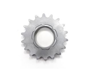 Miche Silver Fixed Sprocket 18t