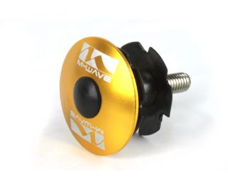 M-Wave Ahead Headset Cap and Claw - Gold