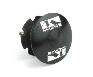 M-Wave Ahead Headset Cap and Claw - Black
