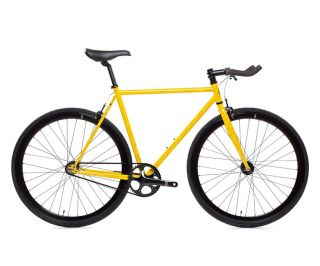 State X The Simpsons Springfield Character Wrap Fixie Bike