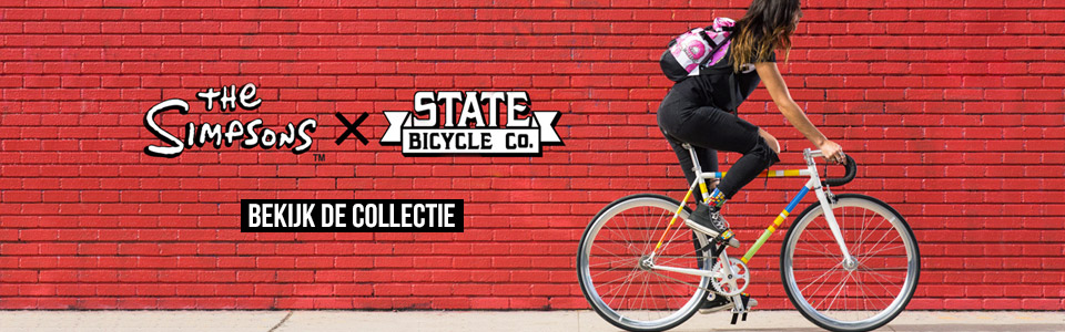 State Bicycle Co x The Simpsons