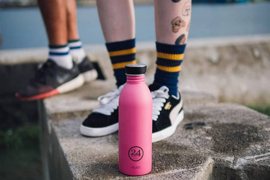 24bottles Trinkflasche - Passion Pink