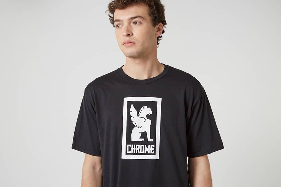 Chrome Industries Vertical Logo
