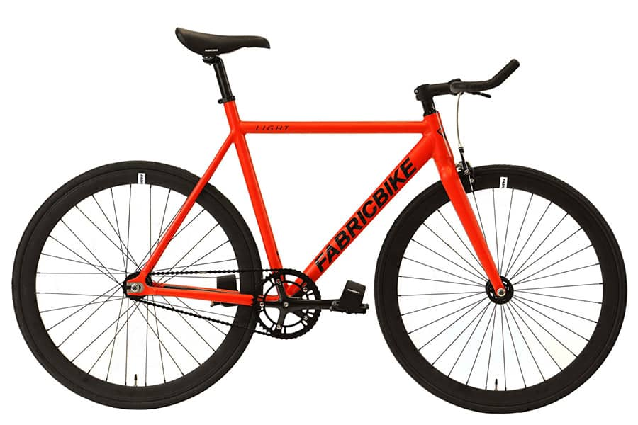 Cuadro Fixie FabricBike Light Red 1