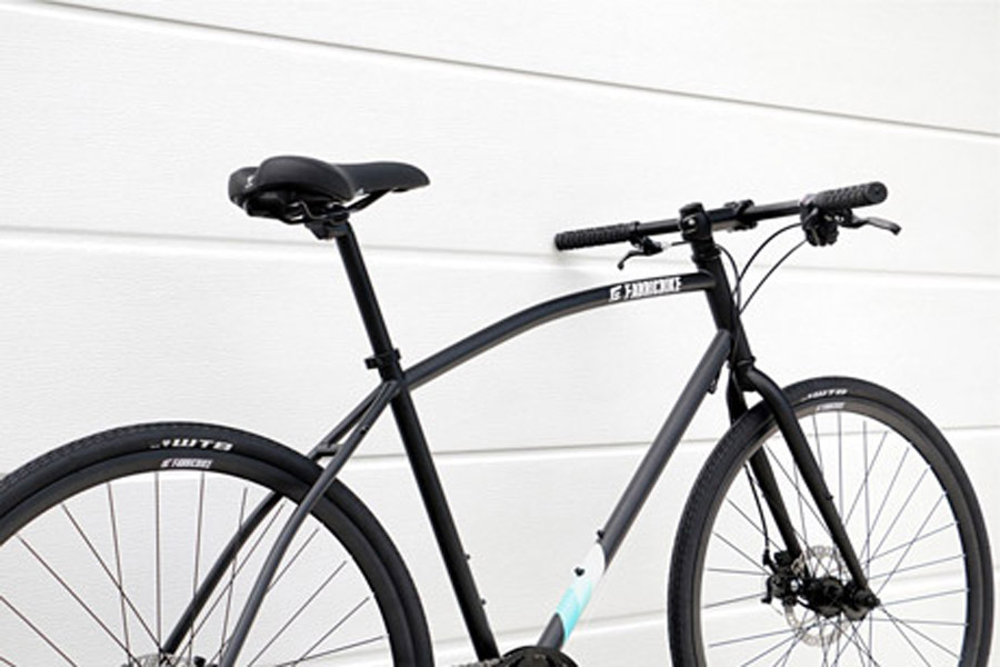 FabricBike Commuter Bicycle - Black 3
