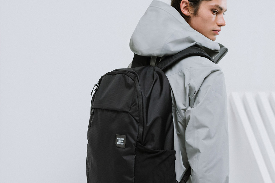 Buy Herschel Mammoth Large Backpack Black 0ccca1a689816