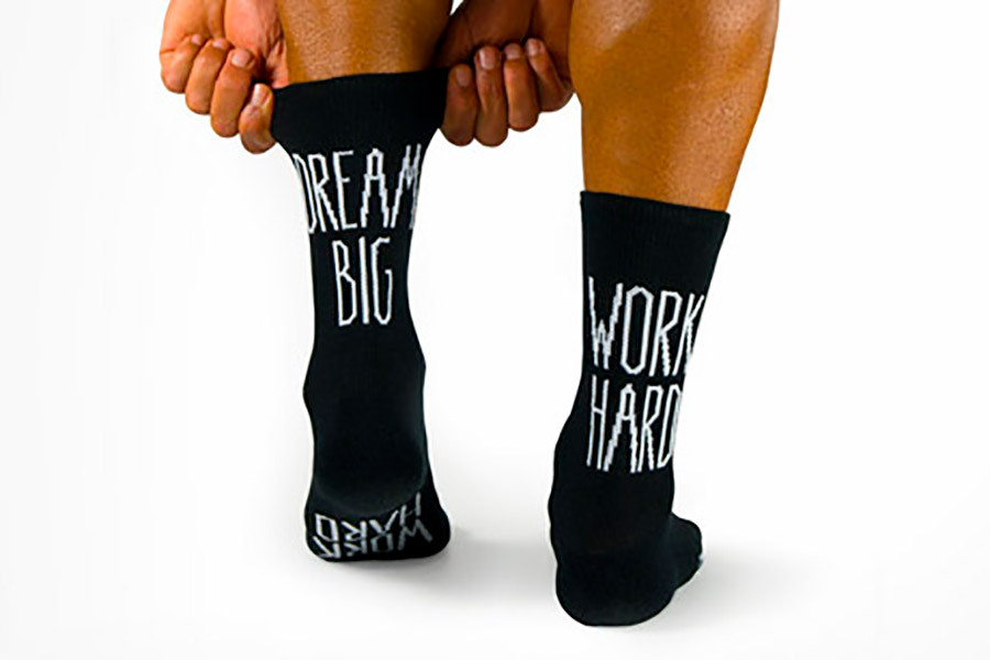 Calcetines Pacifico Work Hard 1
