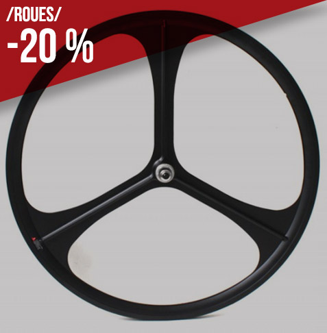 Roues 20%