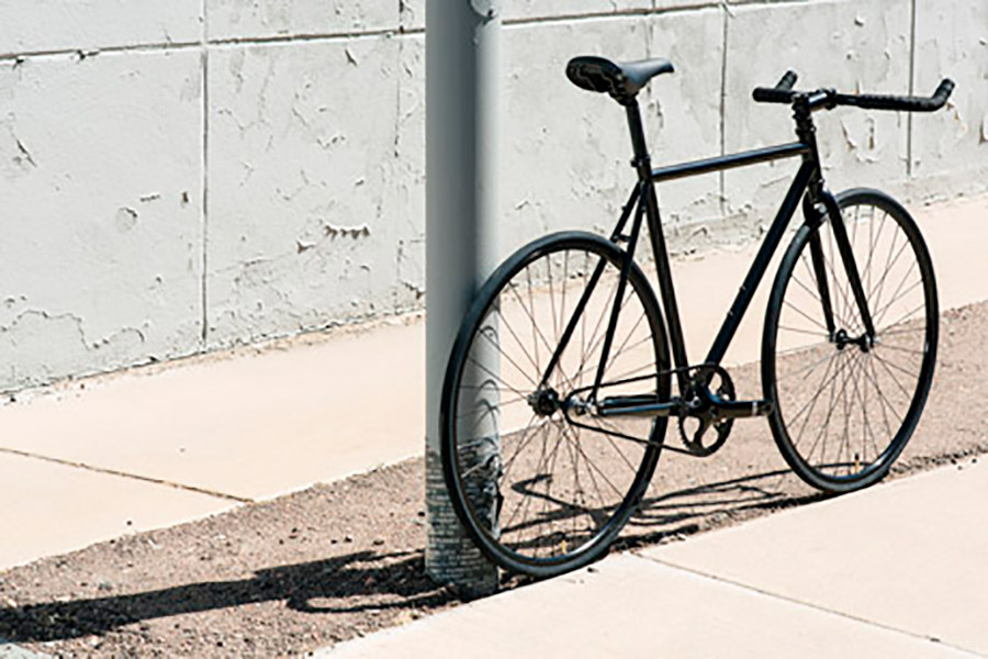State Bicycle Co. 4130 Core Line Fixie / Singlespeed Fahrrad - Matte Black 6.0 3