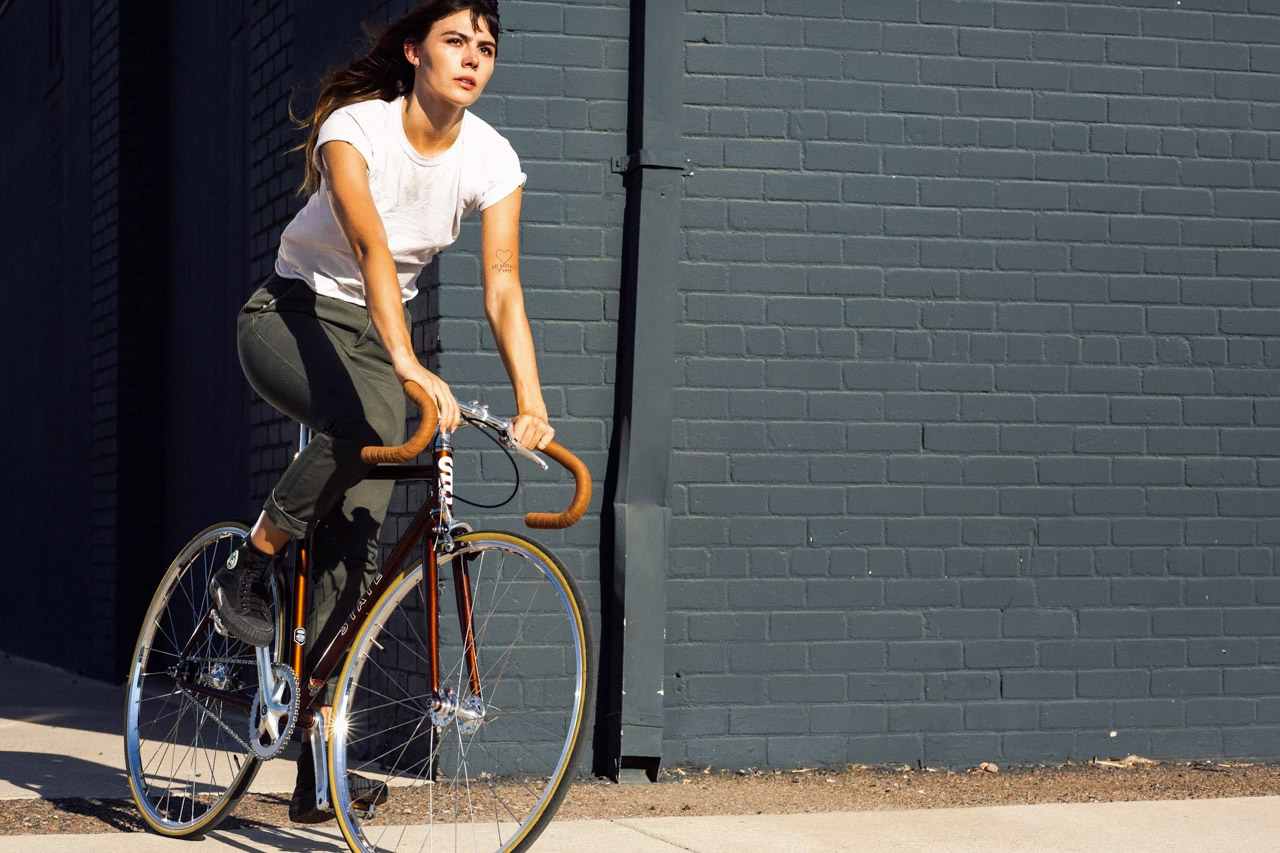 State Bicycle Co. sokol