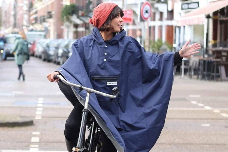 The Peoples Poncho 3.0 navy