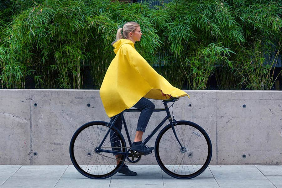 The Peoples Poncho 3.0 Yellow