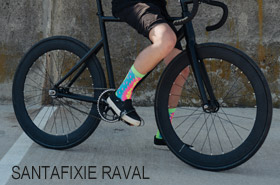Santafixie Single Speed Bike