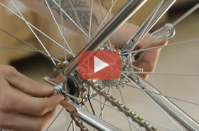 How to assemble a fixie bike
