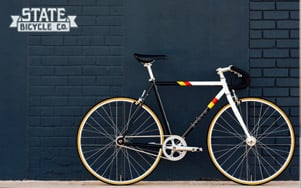 Fixie State Bicycle