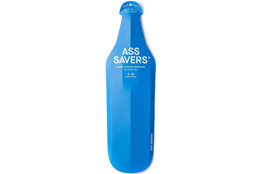 Ass Savers Big Spatbord - Blauw