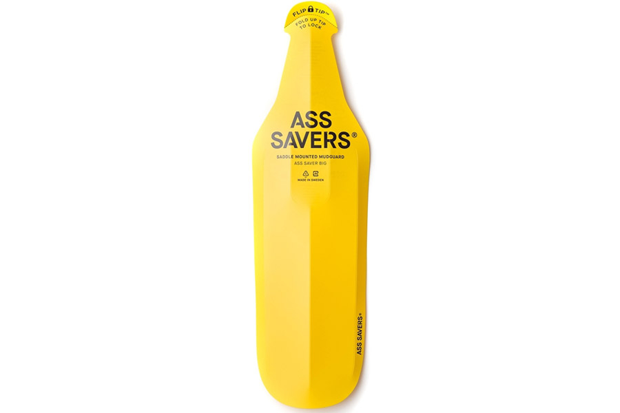 Ass Savers Big Spatbord - Geel