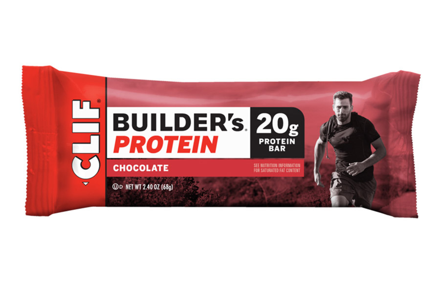 Clif Bar Energie Bar Builder's Protein Chocolate