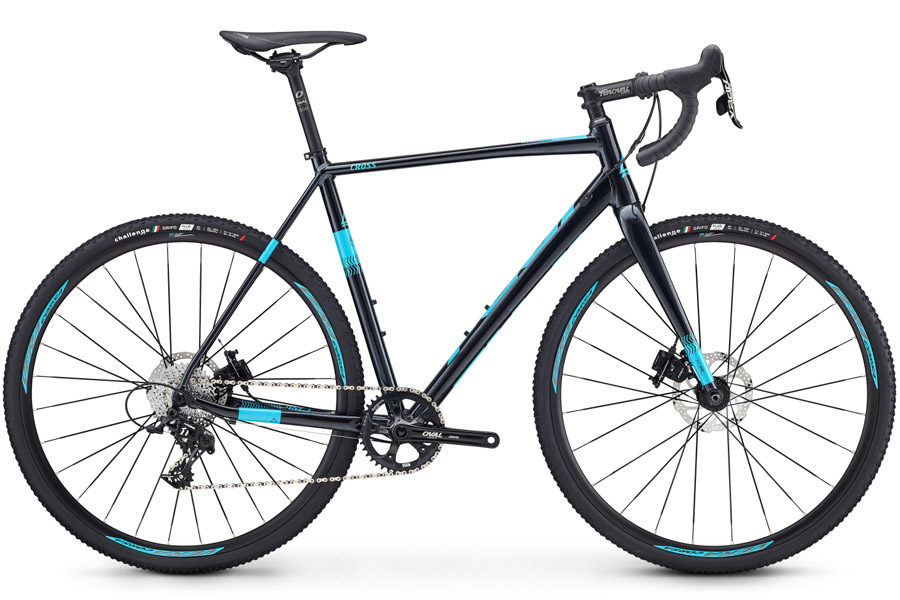 Fuji Bikes Cross 1.3 2020 Fiets - Cosmic Black