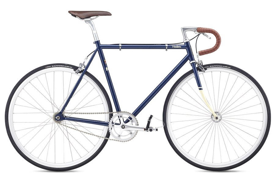 Fixie Fiets Fuji Bikes Feather 2020 Navy