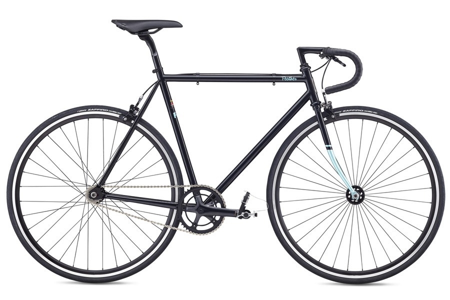 Fixie Fiets Fuji Bikes Feather 2020 Zwart
