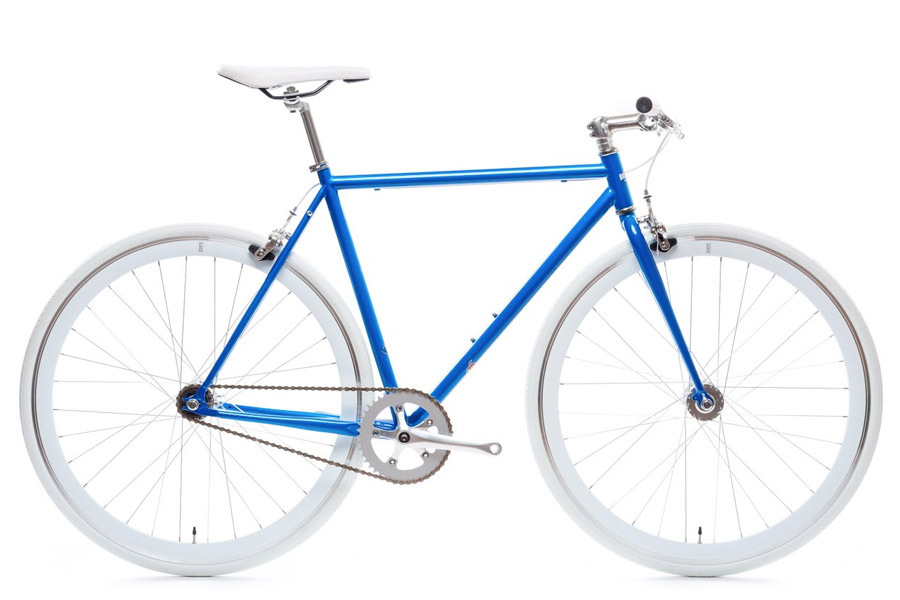 State Blue Jay Fixie Fiets