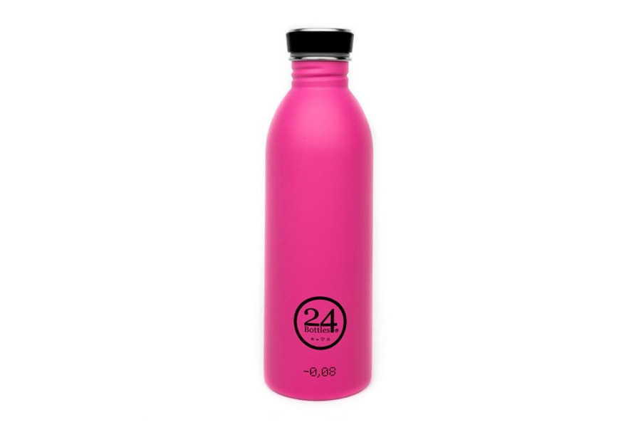 24bottles Urban Fiets Bidon - Passion Pink