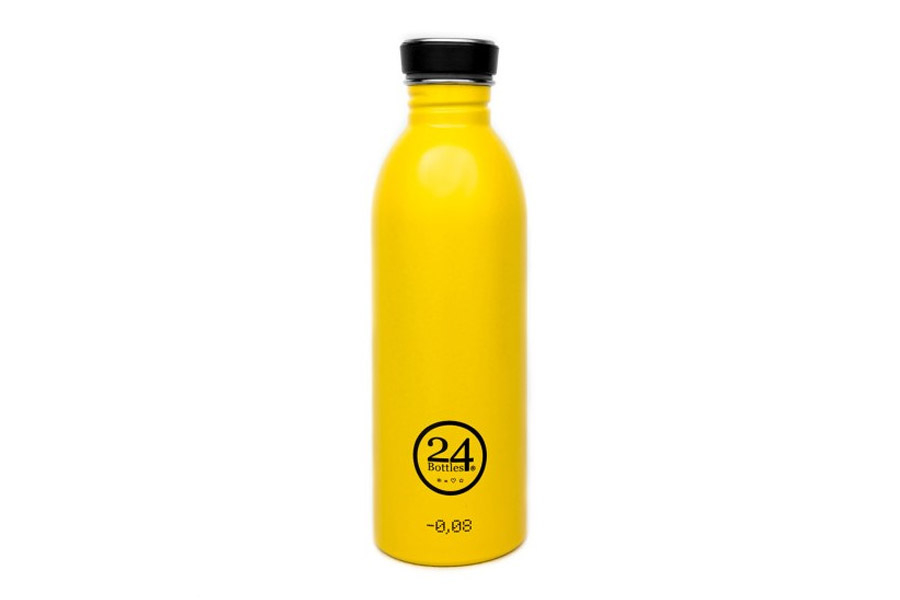 24bottles Urban Fiets Bidon - Taxi Yellow