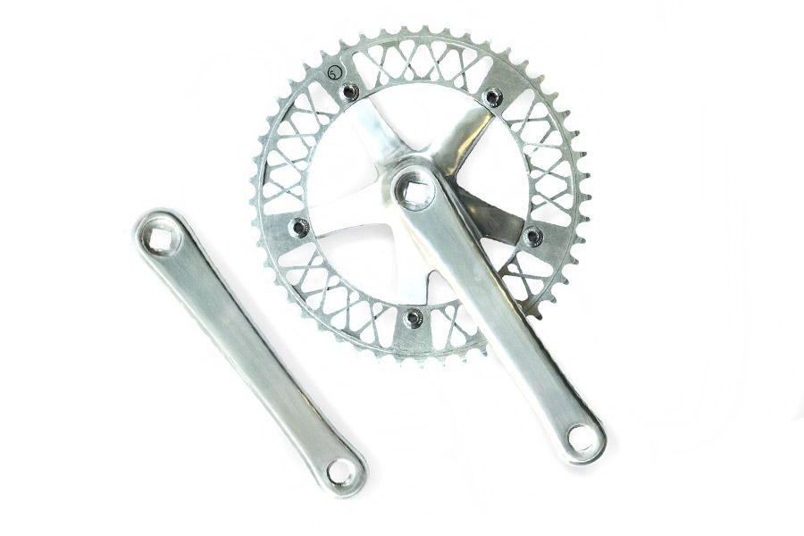 Factory Five Lattice 48T Crankset - Zilver