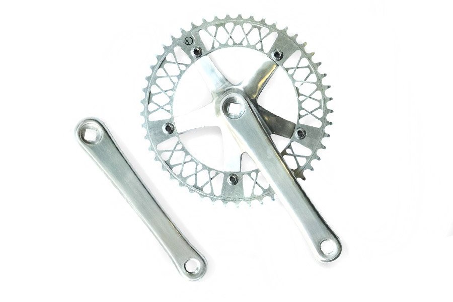 Factory Five Lattice 49T Crankset - Zilver