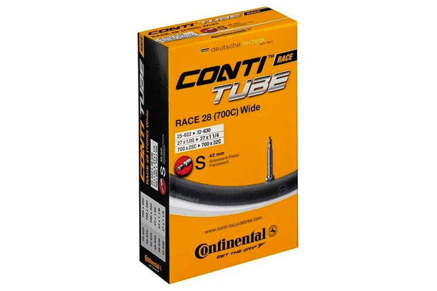 Continental Race 28 Wide 700x25-32C V42mm Binnenband