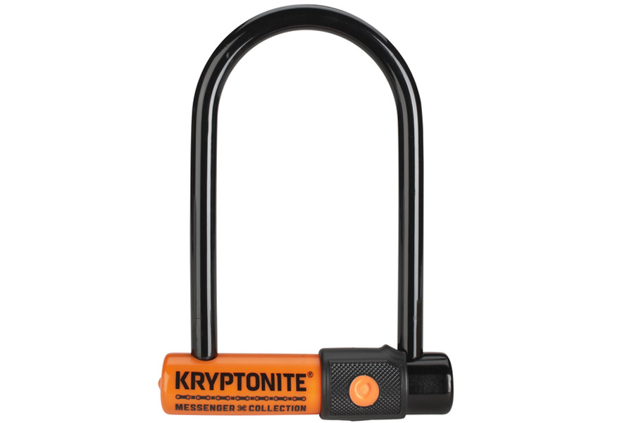 Kryptonite Mini Messenger U-Slot