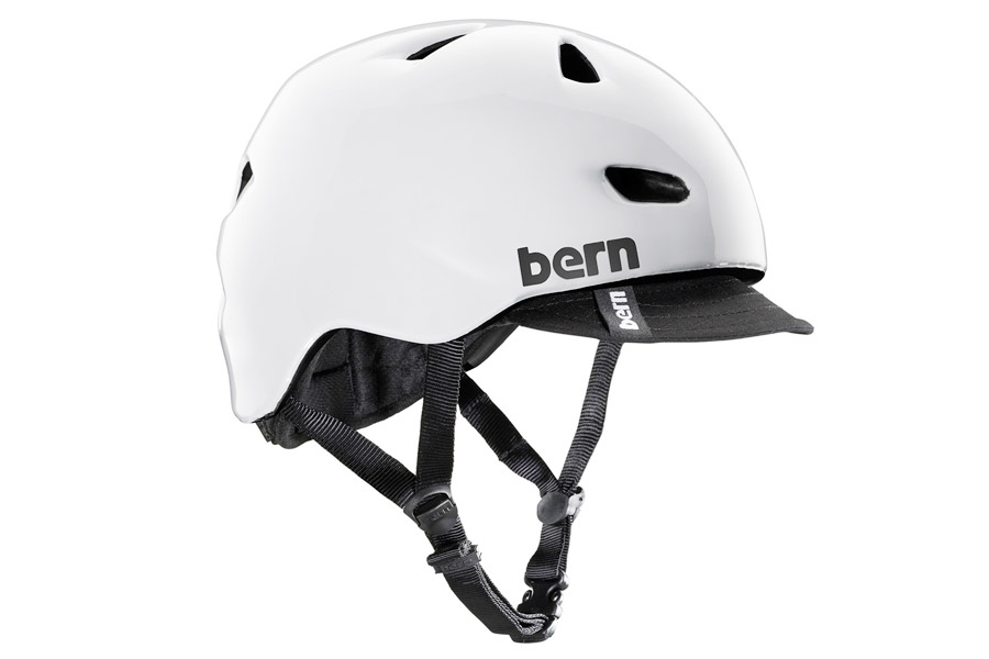 Bern Brentwood Helm - Wit