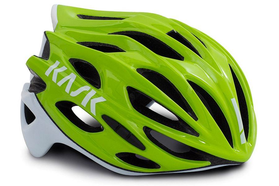 Kask Mojito X Helm - Lime Wit