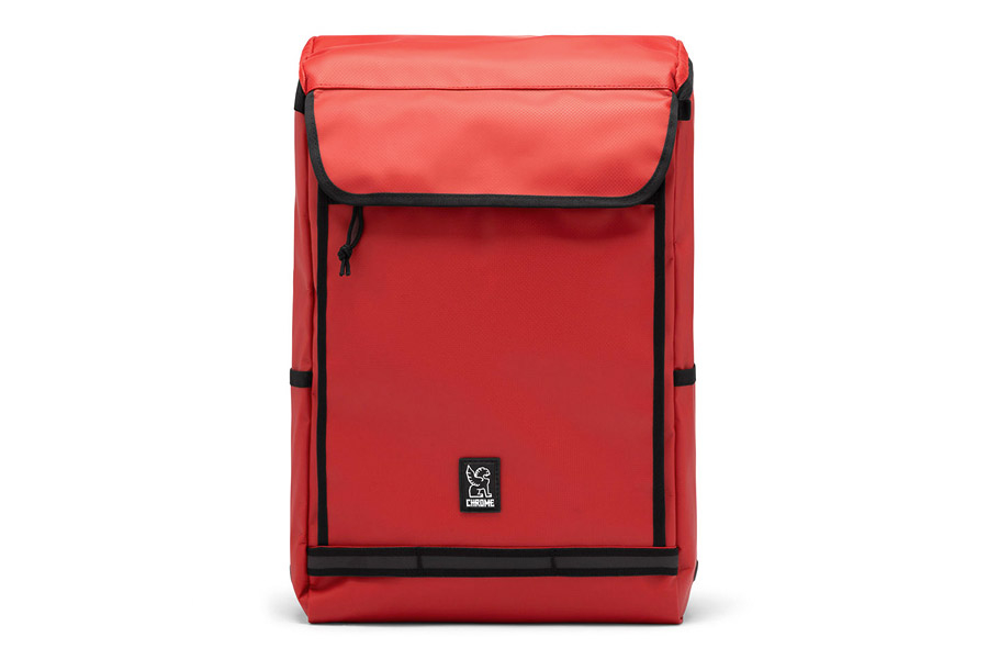 Chrome Industries Volcan Rugzak - Rood