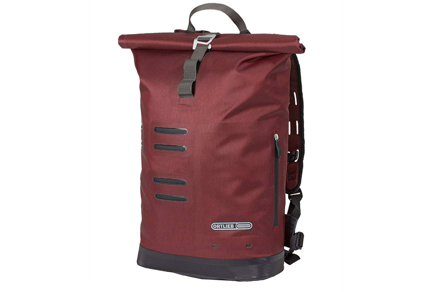Ortlieb Commuter Daypack City Rugzak - Dark Chili