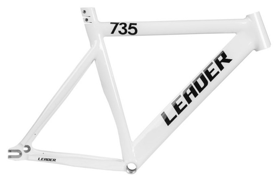 Leader 735 Frame - Wit