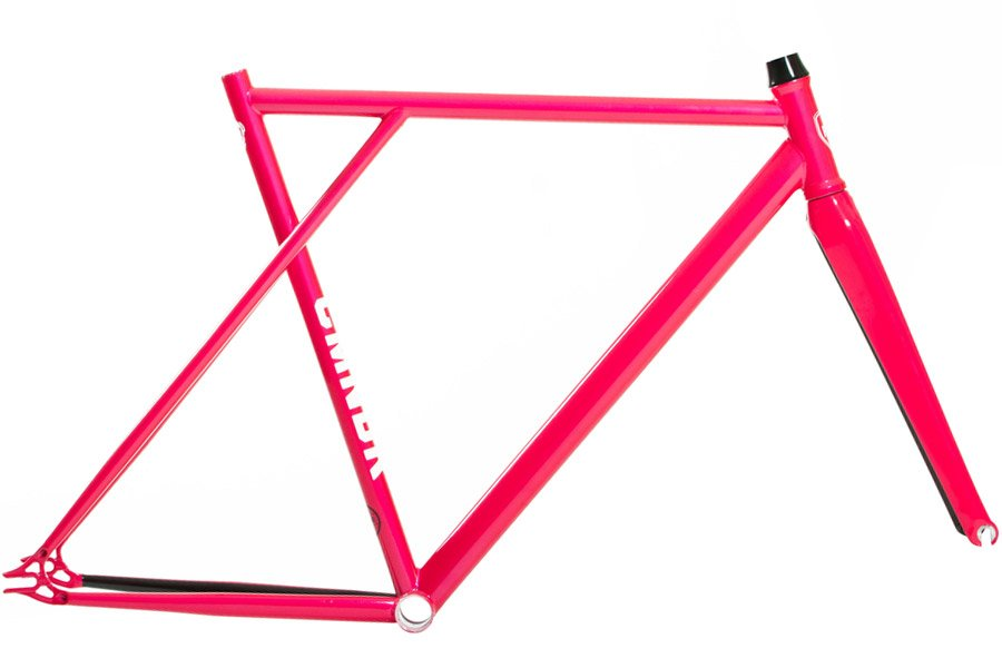 Polo and Bike Cmndr Atlas Frameset