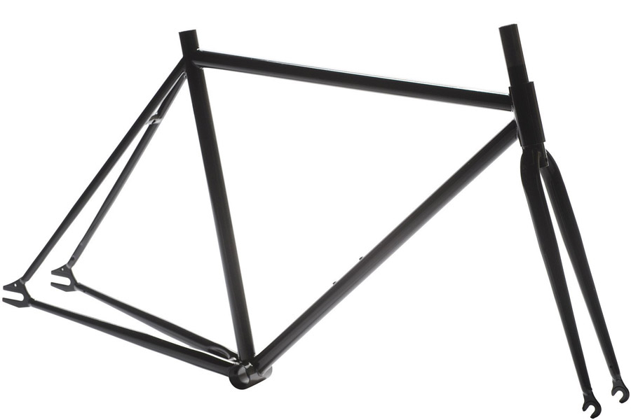 Pure Fix Original Frameset - Glanzend Zwart