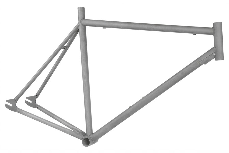Messingschlager Single Speed Frame - Raw