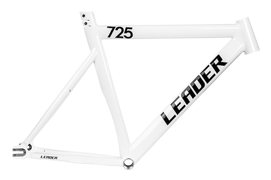 Leader 725 Frame - Wit