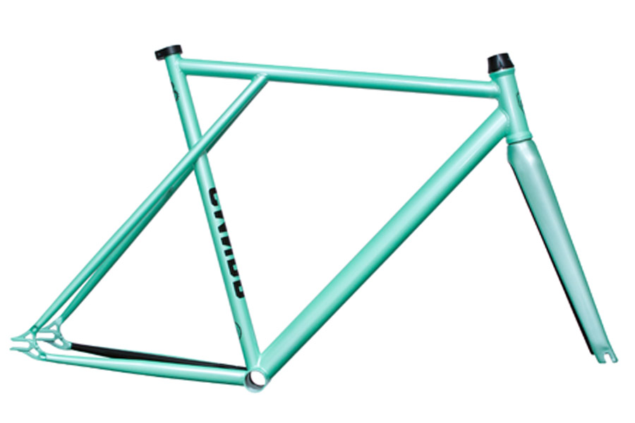 Polo and Bike Cmndr Mercury Frameset