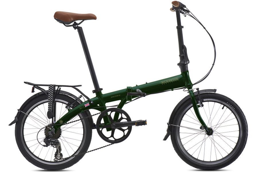 Bicicleta Plegable Bickerton Junction 1507 Country Verde