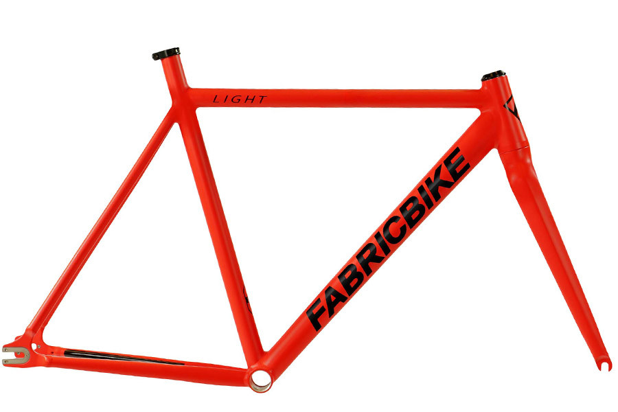 Cuadro Fixie FabricBike Light Red